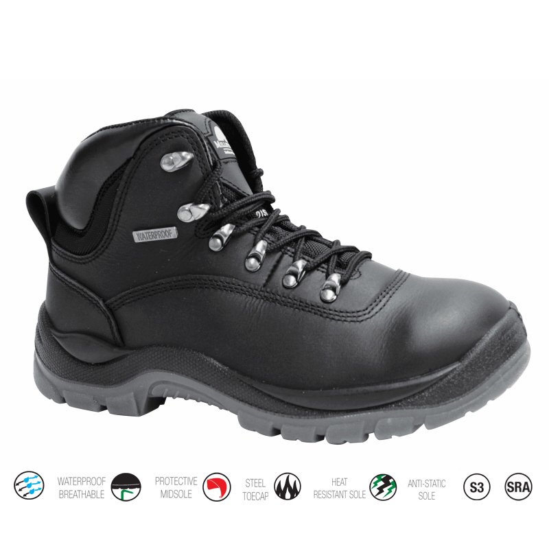 Waterproof Challenger Safety Boot
