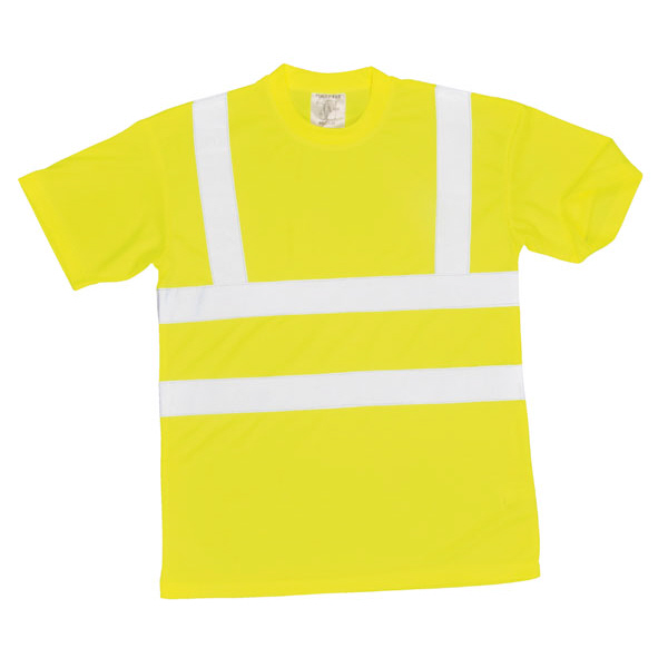 Hi-Vis T-Shirts  Yellow
