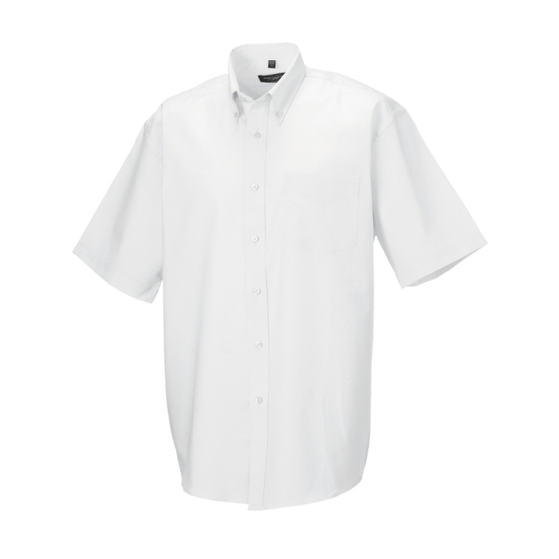 Superior ShortSleeve Oxford Shirt
