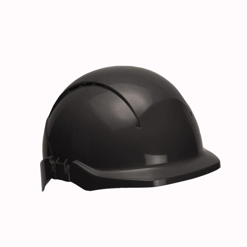 Concept Safety Helmet Vented Standard Peak