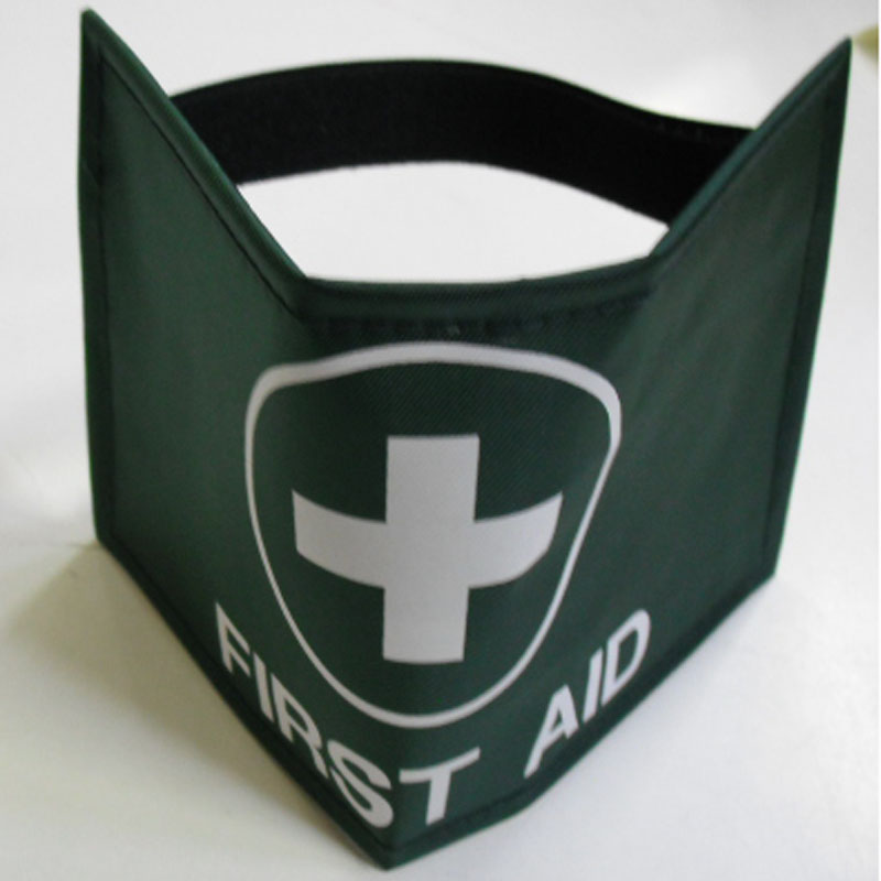 First Aid Arm Bands