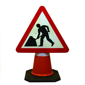 Cone Signs Traffic Control Amp Management