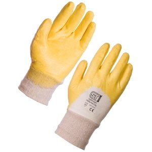 Nitrile Lightweight Palm Coated Glove, size 9-L