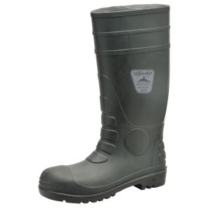 Safety Wellingtons Green 4