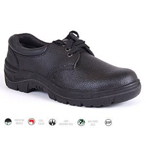 Black Budget Safety Shoe
