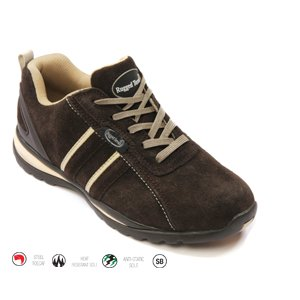 Coffee Streetstyle Trainer Shoe size 10