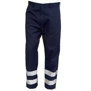 Polycotton Reflective Trousers