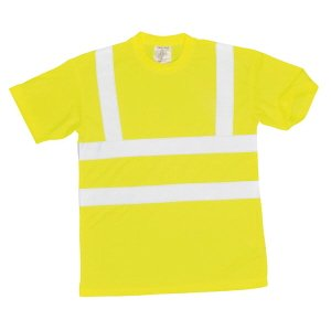 High-Vis T-Shirt  Yellow  XXL