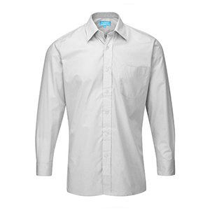 Long Sleeve Classic Shirt  White  22