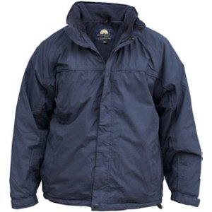 Premium Managers Coat, Navy XL