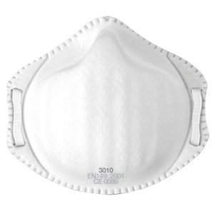 Non-Valved Disposable Mask  FFP1   Pk 20