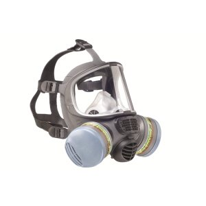 Full Face Twin Filter Pro2 Respirator