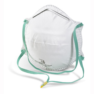 Non-Valved Dust Mask, pk 20
