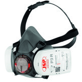 Force 8 TPE Mask c/w PressToCheck P3 filters fitted
