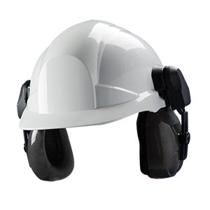 Centurion Baltic Helmet Mounted Ear Defender - SNR 25dB