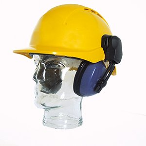 Centurion Aegean Helmet Mounted Ear Defender - SNR 30dB
