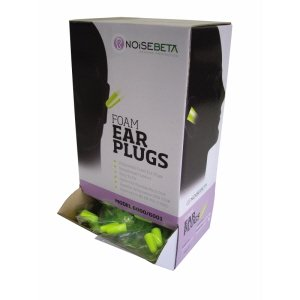 Uncorded Betafit Foam Earplug pk 200