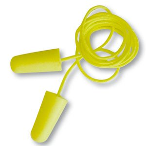 Corded Betafit Foam Earplug pk 200