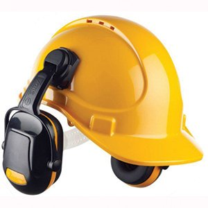 Zone 1 Helmet Mounted Ear Defender - SNR 27dB