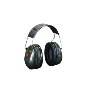 Peltor Optime II Ear Defender - SNR 31dB