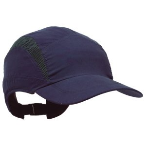 Safety Baseball Cap  Navy