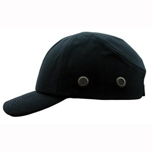 Deluxe Bump Cap, Black