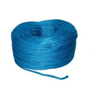 Polypropylene Heavy Duty Rope, Blue 6mmx220m