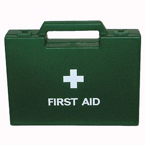 Small First Aid Kit (1-5 Person)  Green
